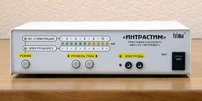 Аппарат для лечения простатита электрофорезом купить лекарство от простатита в москве