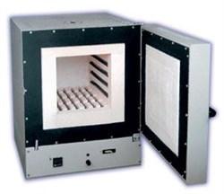 Электропечь с камерой из термоволокна SNOL 40/1200 - фото 10426