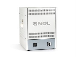 Трубчатая электропечь SNOL 0.4/1250 - фото 10436