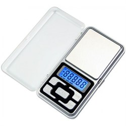 Весы Pocket Scale MH-100 - фото 105950