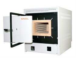 Электропечь с керамической камерой SNOL 4/1200 - фото 10595