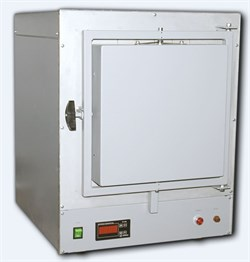 Печь муфельная ПМ-14М1-1200-В 15л, 1250°C, терморегулятор РТ-1200, вытяжка - фото 108336