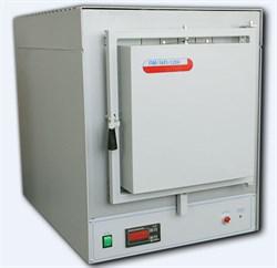 Печь муфельная ПМ-16М-ТД-В 24л, 1250°C, электронный самописец Термодат-16Е3, вытяжка - фото 108373