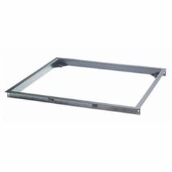 Комплект обрамления приямка, окрашенная сталь, 1,0 м к весам серии Defender - фото 108480