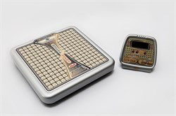 Весы напольные медицинские электронные ВМЭН-150-50-Д2-А - фото 109684