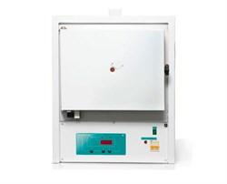 Муфельная электропечь ЭКПС  10  (тип СНОЛ,  рабочая  камера  из  МКРВ,  одноступенчатый микропроцессорный  регулятор, автономная вытяжка) - фото 110537