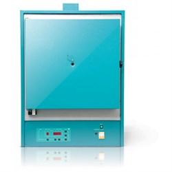 Муфельная электропечь ЭКПС  50 (тип СНОЛ,  рабочая  камера  из  МКРВ,  одноступенчатый микропроцессорный  регулятор,  автономная  вытяжка) - фото 110539