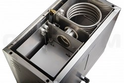 Аквадистиллятор автоматический со встроенным сборником LISTON A 1104 (4 л/ч) - фото 110562