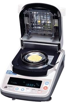 Анализатор влажности ML-50 - фото 111746