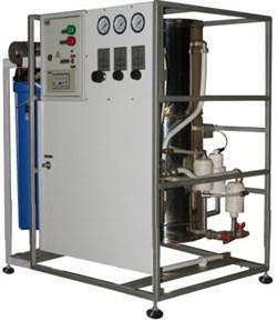 Установка получения воды аналитического качества УПВА (апирогенная вода II типа)  УПВА-15 - фото 11627