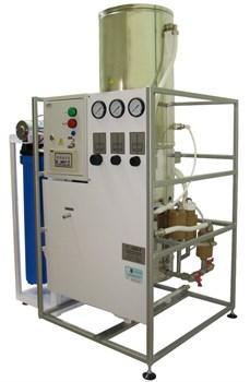 Установка получения воды аналитического качества УПВА (апирогенная вода II типа)  УПВА-25 - фото 11628