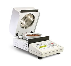 Анализатор влажности  Эвлас-2М с гирей 5 грамм - фото 11875