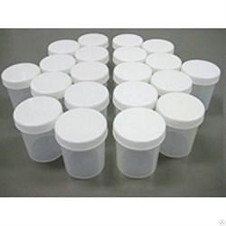 Контейнер для хранения образцов, объем 120 мл, 10шт. Пластик - фото 125094