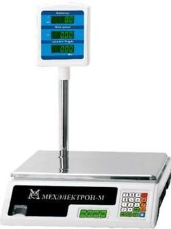 Весы торговые со стойкой ВР 4900-30-5СДБ-05 - фото 13041