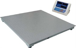 Весы товарные платформенные ВЭТ-1-2000П-1С - фото 13073
