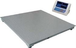 Весы товарные платформенные ВЭТ-1-3000П-1С - фото 13074
