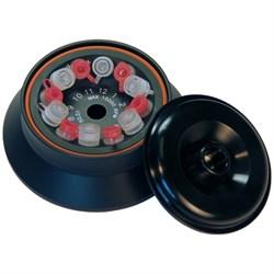 Ротор герметичный с магнитной крышкой для центрифуги СМ-50 для пробирок Эппендорф 1,5-2 мл - фото 18797