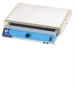 Нагревательная плитаLH-402, плита с равномерно нагревающейся алюминиевой поверхностью 435х310 мм, макс. температура  400°С - фото 19015