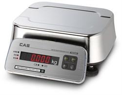 Весы порционные водозащитные FW500-6Е - фото 21040