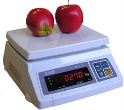 Весы порционные SWII-10 (DD) - фото 21092