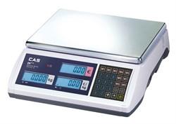 Весы торговые ER PLUS-30C - фото 21167