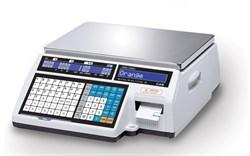 Весы торговые с печатью этикеток CL5000J-6IB TCP-IP - фото 21192