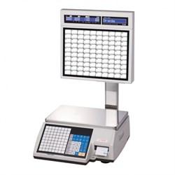 Весы торговые с печатью этикеток CL5000J-15IS TCP-IP - фото 21204