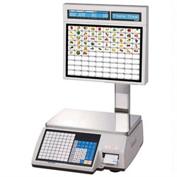Весы торговые с печатью этикеток CL5000J-30IS TCP-IP - фото 21206