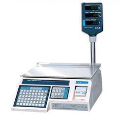 Весы торговые с печатью этикеток LP-15R (v.1.6.)TCP-IP - фото 21221