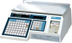 Весы торговые с печатью этикеток LP-30 (v.1.6.)TCP-IP - фото 21223