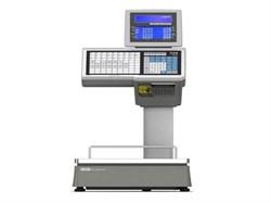 Весы торговые с печатью этикеток CL5000D-30D TCP-IP - фото 21347