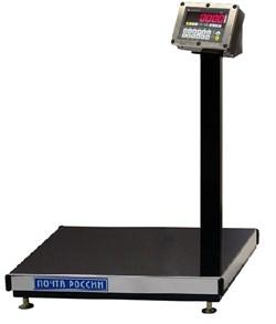 Весы почтовые ПВм-3/150-П нержавеющая сталь, с терминалом ВТ-1 (IP 65) в антивандальном исполнении - фото 22969