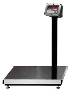 Весы платформенные многодиапазонные многофункциональные ПВм-3/150-П с терминалом ВТ-1 (IP 65) в антивандальном исполнении - фото 23079