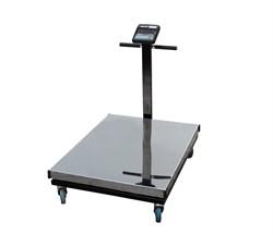 Весы платформенные мобильные ПВм-3/600-П - фото 23108