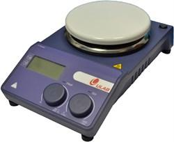 Магнитная мешалка с подогревом US-1500D - фото 24056