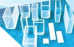 Кювета стеклянная Ultra, евро, 3 мм - фото 24233