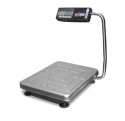 Торговые весы ТВ-S-200.2-А2 складная стойка с ЖКИ индикатором - фото 24657