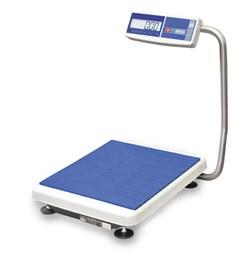 Медицинские весы со складывающейся стойкой ВЭМ-150-А2 - фото 54580