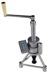 Измеритель прочности ячеистых бетонов ПОС-50МГ4-2ПБ - фото 6013