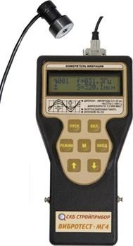 Измеритель параметров вибрации Вибротест-МГ4 - фото 6169