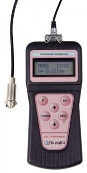 Толщиномер покрытий магнитный ТМ-50МГ4 - фото 6197