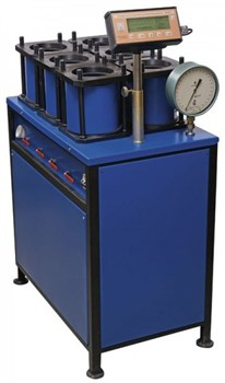 Установка для испытания на водонепроницаемость УВБ-МГ4.01 по ГОСТ 12730.5, - фото 6216