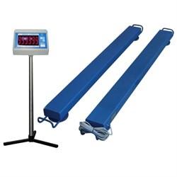 Стержневые весы ВСП4-2000.2С9 - фото 6265