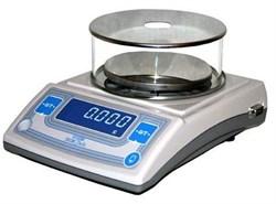 Лабораторные весы ВМ213 - фото 6285