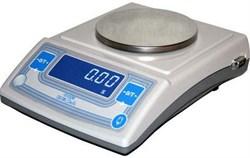 Лабораторные весы ВМ510ДМ - фото 6292