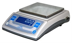 Лабораторные весы ВМ1502М-II - фото 6298