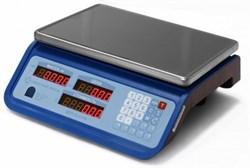 Товарные весы с расчетом стоимости товара ВСП-30/5-3Т - фото 6321