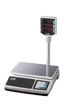 Торговые весы со стойкой PR-6P - фото 6462