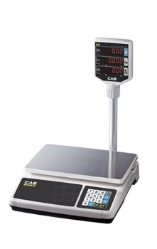 Торговые весы со стойкой PR-30P - фото 6468