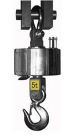 Крановые весы ЕК-СМ-5 с пультом дистанционного управления 150 м и ЖКИ - фото 6712